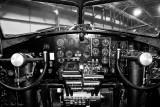 B-17F cockpit