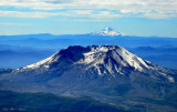 Mt St Helens Mt Hood
