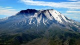 Crater of Mt St. Helens