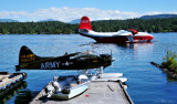 Beaver and Flying Boat