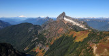 Peaks of North Cascade Mountain
