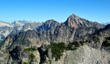 Summit Chief Mountain