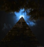 beacon of Piramide di Cestio