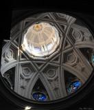 cupola Abbazia di Monte Oliveto Maggiore