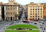 Piazza Venezia circle