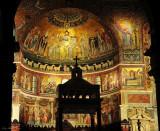 13th Century mosaic Life of the Virgin