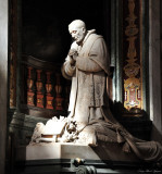 Monument to Benedict XV by Pietro Canonica 1928