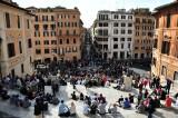 Piazza di Spagna and Via dei Condotti
