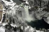 Salish Lodge and Snoqualmie Falls