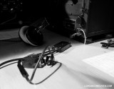 radio operator station