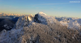 Mt Persis, Mt Index and Cascade Mountains