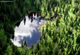 isolate little lake