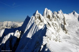 Swiss Peak of Picket Range