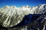 Wilmans Peaks West and East