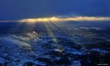 rays over Enumclaw WA
