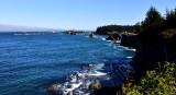 Sunset Bay State Park, Squaw Island, gregory Point Lightouse, Oregon