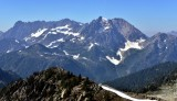 Mount Anderson, Olympic Mountains, Washington
