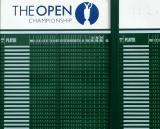 The Open in St Andrews