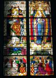 stainglass in Kolner Dom