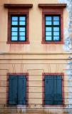 windows and shutters