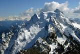 glacier on Whitehorse Mt
