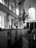 inside old north church