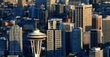 Space Needle and skylines