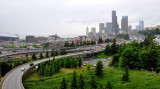 Thursday traffics in Seattle