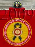 CFFF Memorial Ceremony, 2009