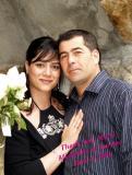 Micheline and Tony