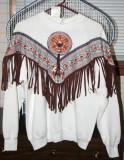 Western Sweatshirt-L-NEW!  $10