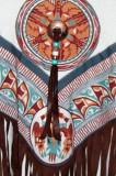 Western  Sweatshirt Detail