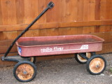 Our Red Wagon
