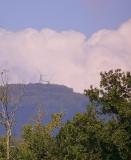 Windmills on the Cumberland Mountains