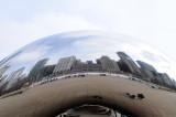 Chicago:  The Bean in Millennium Park