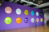 Elles - exhibition of women artists at the Pompidou Center