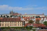 View from the Charles Bridge