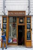 King Solomon Jewish Restaurant in Josefov
