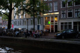 Dining (and drinking) Along the Canal