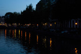 The Canals Are Beautiful at Dusk