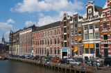 One of Amsterdam's Larger Canals