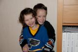 Maddie and Cal