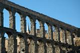 Another view of the aqueduct