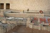 Model of Jerusalem in Biblical Time