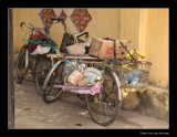 874 Danang, loaded bicycle