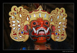 4668 Indonesia, mask barongdance