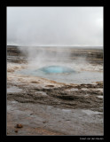 1104 Iceland, geyser before outburst