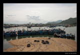 9705 Vietnam, harbour of Nha Trang