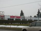Body Shop / Cemetery
