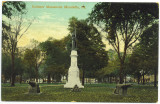 Soldiers monument Meadville Pa.